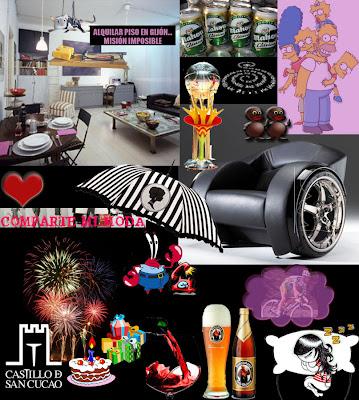 Collage cumple Zoe 21/02/2010