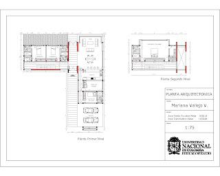 Dibujo asisitido por computador for Pie de plano arquitectonico pdf