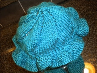 Crochet Pattern Central Baby Hats : BABY RUFFLE PATTERNS Free Baby Patterns