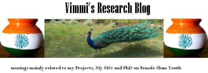 Vimmi's Research Blog