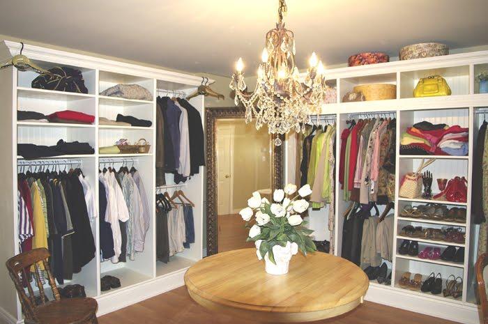 convert a small bedroom into a walk in closet dressing room closet