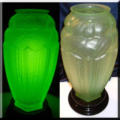 dating uranium glass Geochemistry of uranium in apatite and phosphorite geological survey professional paper 314-d this report concerns work done on behalf of the u s atomic energf commission.