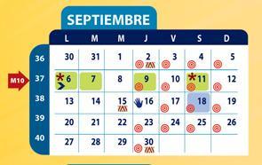 CNCI Calendar Module 6