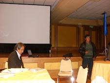 CHILE-REUNÓN CON RELATOR ESPECIAL DE DERECHOS INDÍGENAS ONU. SR. JAMES ANAYA - TEMUKO-3 April, 2009