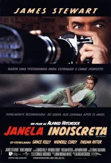 Janela Indiscreta - 1954