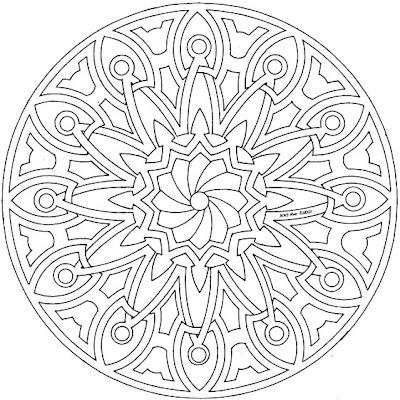 Desene de colorat de iarna - Planse de colorat cu imagini