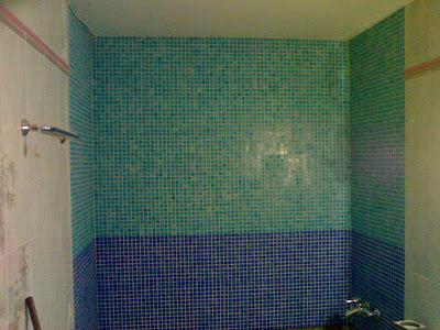 Obra realizada cambiar ba era por ducha gresite 650394454 - Ducha de gresite ...