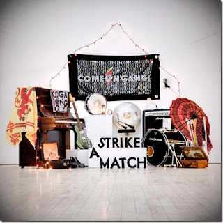 Come On Gang! - Strike A Match