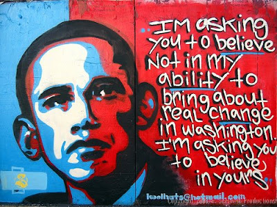 The votes are in. Barack Obama has just been named Marketer of the Year,