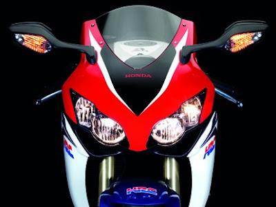 2009 Honda CBR1000RR HRC Picture
