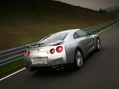 nissan skyline gtr 2009. Nissan Skyline Gtr 2009 Black.