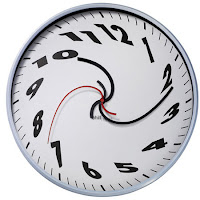 Swirl Clock