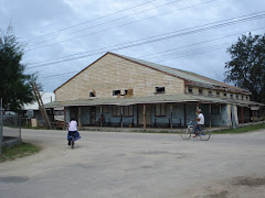 Main Street- Pangai village, Lifuka