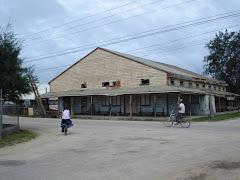 Main Street- Pangai village, Lifuka