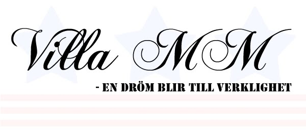 Villa MM - En dröm blir till verklighet