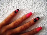 DIY:STAR NAILS