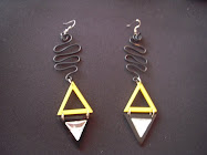 CUSTOM :80s EARRINGS