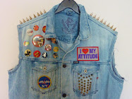 JIMMY HENDRIX DENIM JACKET