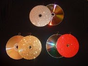 CD EARRINGS