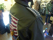 STUDDED ARMY JACKET