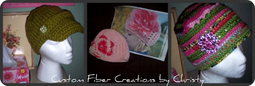 Custom Fiber Creations by Christy