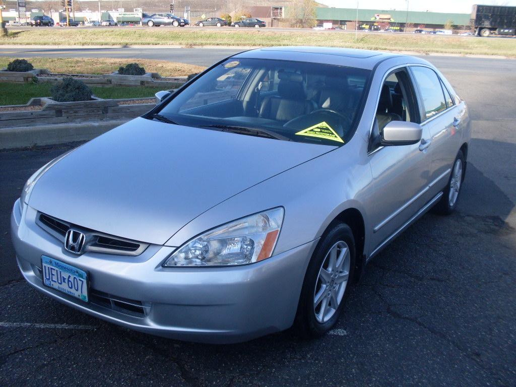 luisrideauto: 2003 Honda Accord EX, 3.0 Liter V6 94k Miles!!!