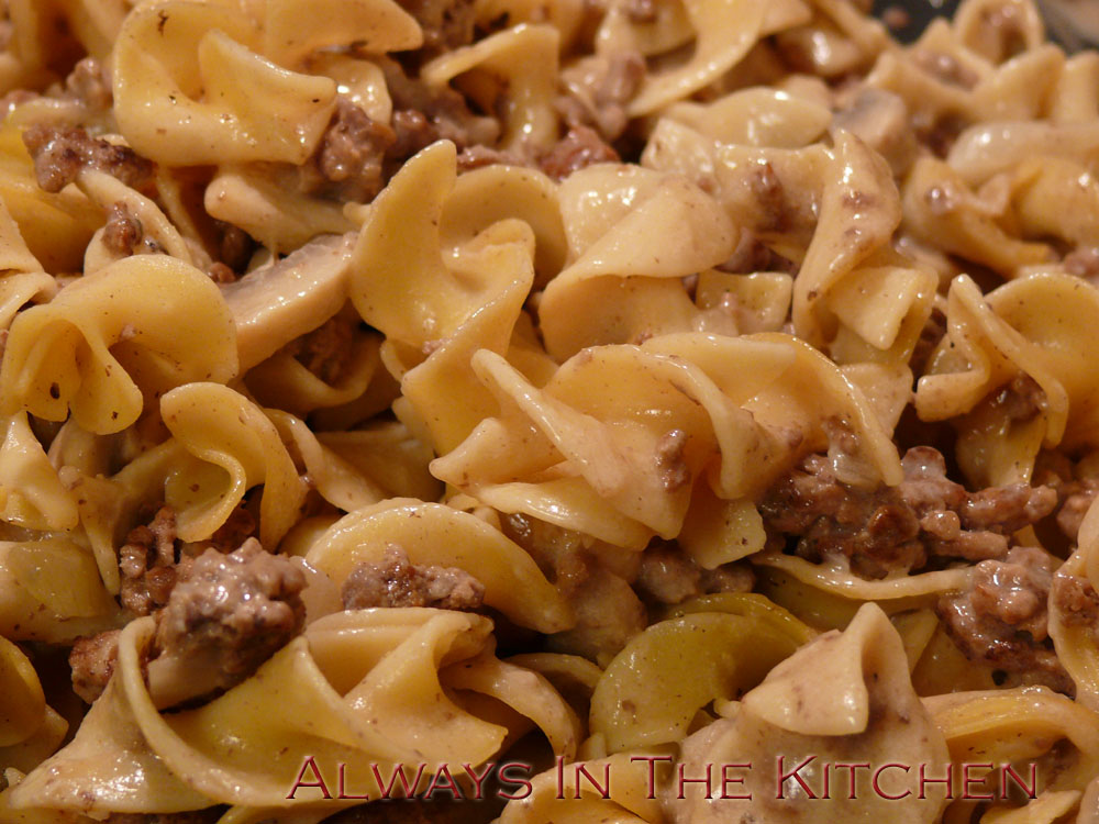 Hamburger Stroganoff Recipes — Dishmaps