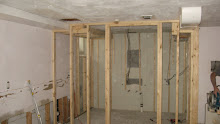 Basement finishing, Carpentry, Rough Framing