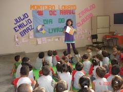 Dia do Livro / Escola CEB - RJ