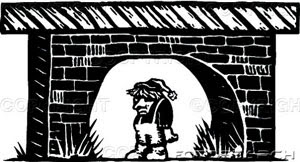 picture of troll under a bridge