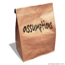 [lunch+bag+of+assumptions]