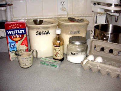 pastry creme ingredients