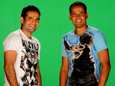 Yousuf and Irfan Pathan