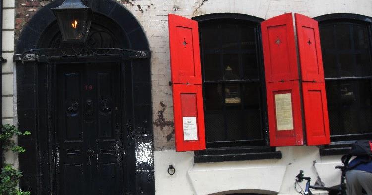 Jane Austen Moments: Monday, July 5, 2010. Denis Sever's House