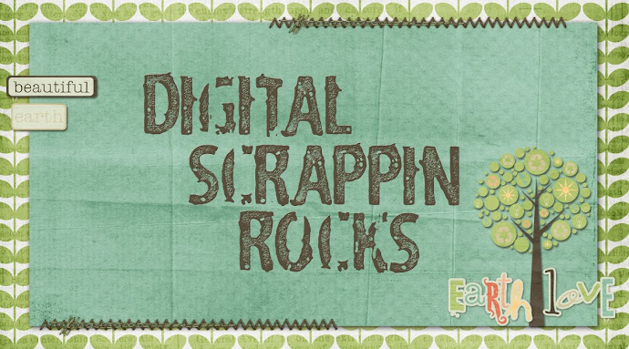 Digital Scrappin' Rocks!