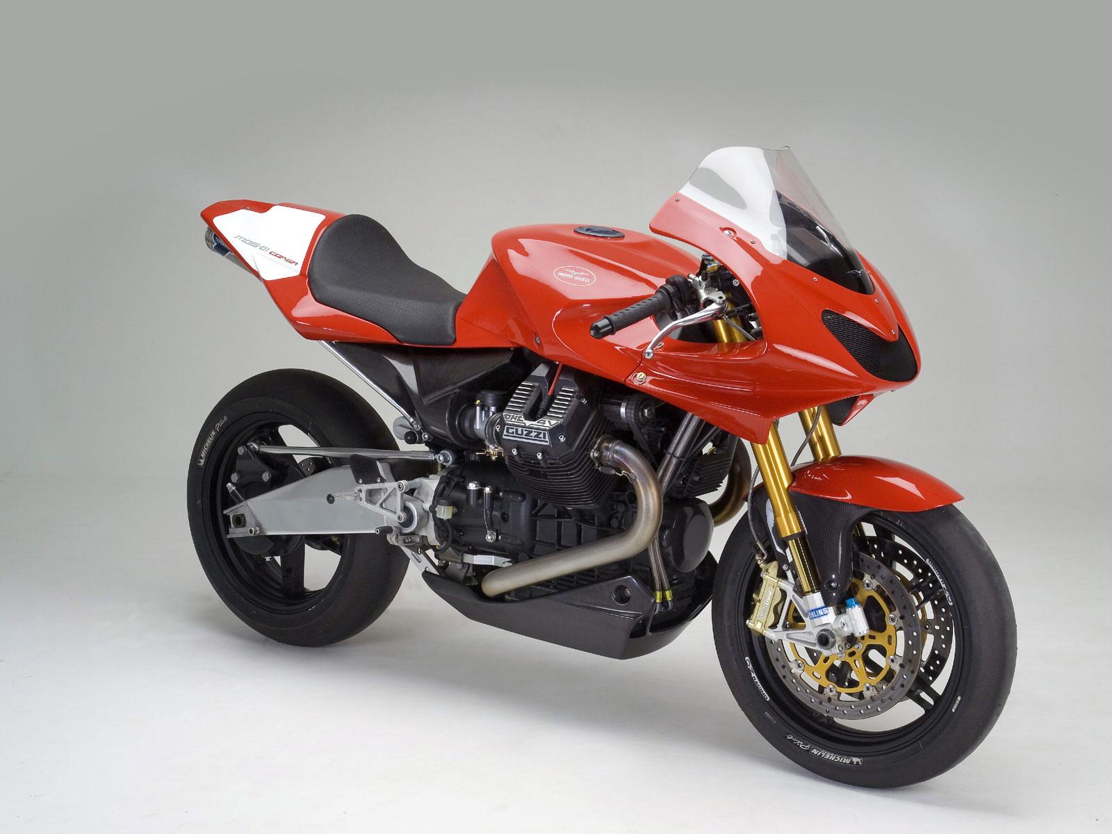 MOTO GUZZI MGS-01 CORSA (2009)