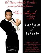Alonso Villarreal: Vernáculo y Bohemio