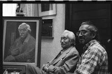 Con Luis Nishizawa