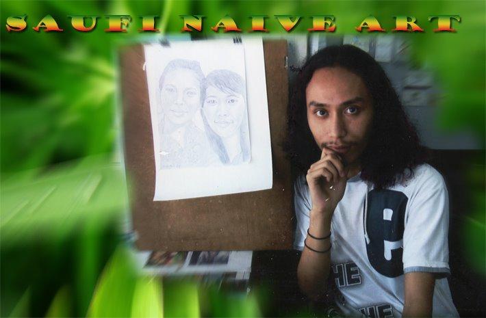 SAUFI NAIVE ART!!