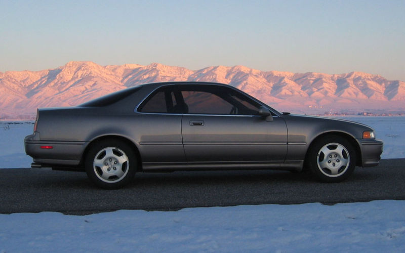 LiveLove BE PRESTIGIOUS: OLD SKOOL OF THE WEEK: ACURA LEGEND COUPE