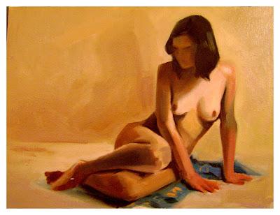 Cuerpos en el tiempo Nude3