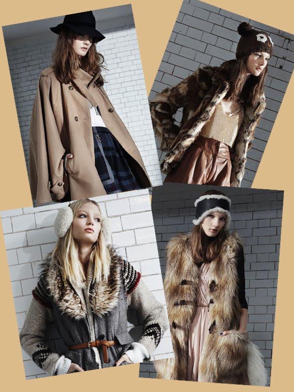 European Street Fashion: Winter Fashion - Earmuffs and Scarves