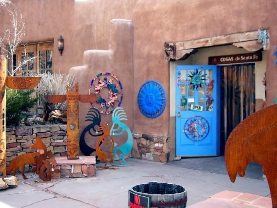 Santa Fe, Albuquerque