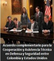 ACUERDO EEUU-COLOMBIA. TEXTO OFICIAL
