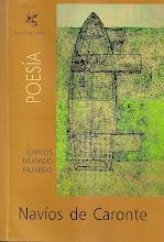 Ilustraciones para el libro NAVIOS DE CARONTE del poeta colombiano Carlos Fajardo.