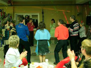 Танцы в Морозко