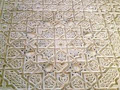 Yesería en La Alhambra