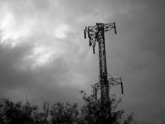 """""""Antena de radio telecomunicaciones"""", por Antonio"""