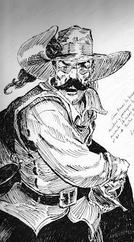 """""""Capitán Alatriste"""", por Paco de la Calle..."""