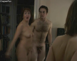 Frat hazing naked